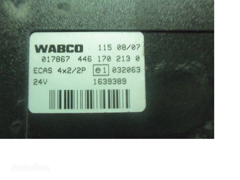 DAF 105 XF, ECAS electric control unit 1639389; 1657855, 1657854, 1686733, 1732019 boîte de commande pour DAF 105XF tracteur routier