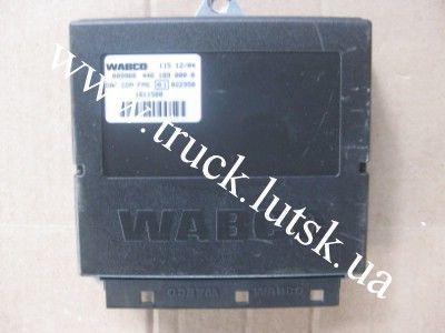 Wabco boîte de commande pour DAF XF 95 480 camion