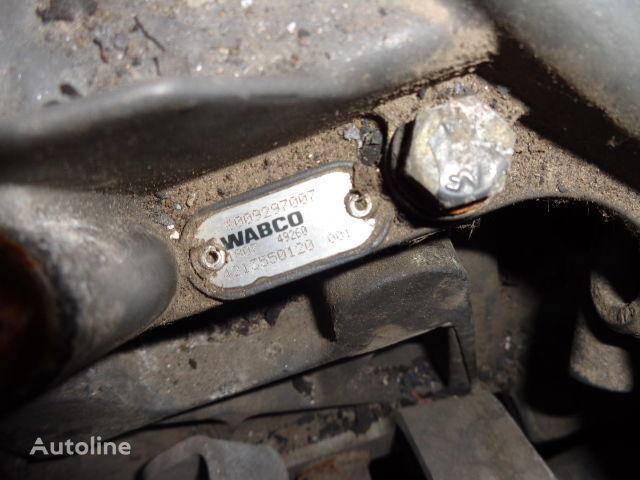 IVECO EURO5 automatic gearbox control ZF-ASTRONIC WABCO 4213550120 boîte de commande pour IVECO Stralis tracteur routier