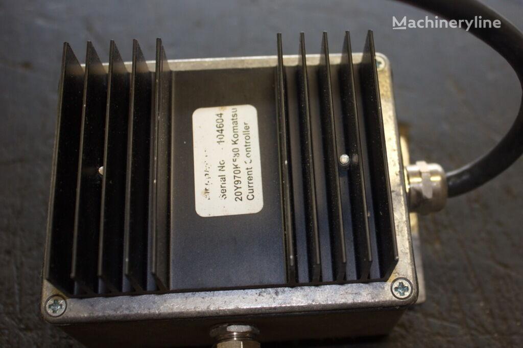 boîte de commande pour KOMATSU PC240LC-6 excavateur