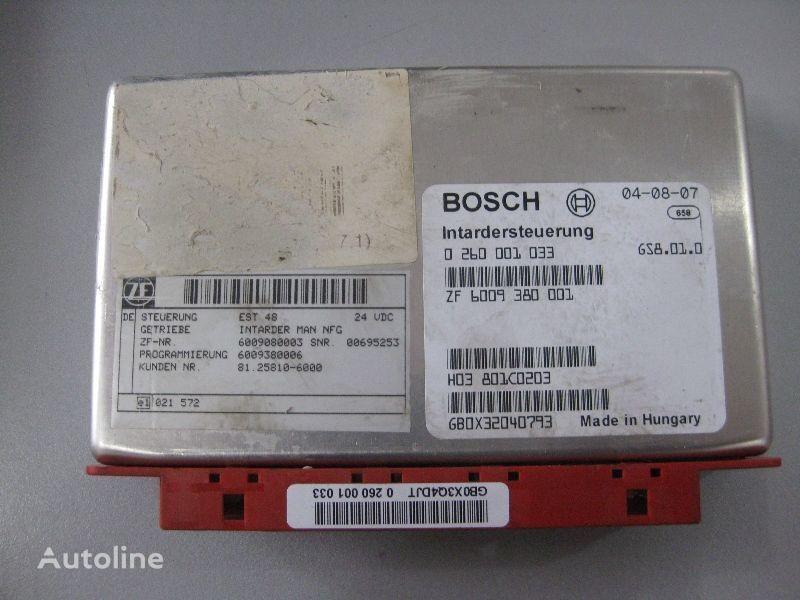 Bosch BOSCH boîte de commande pour MAN camion