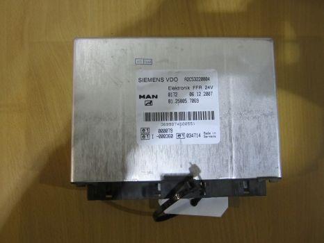 MAN FFR regeleenheid boîte de commande pour MAN TGL/M/A/S/X camion