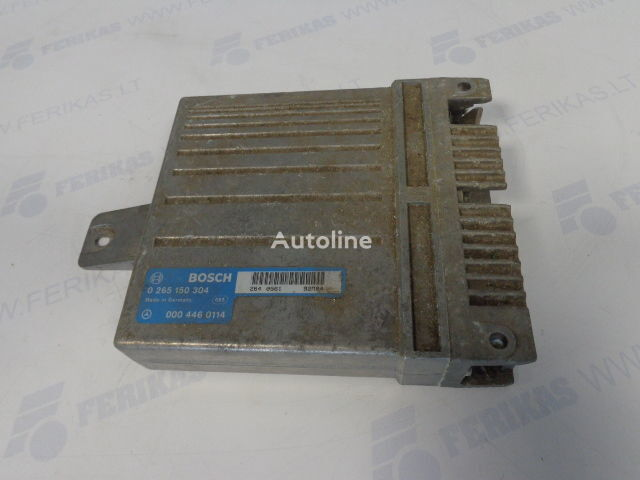 BOSCH control unit 0004460114, 0265150304 boîte de commande pour MERCEDES-BENZ tracteur routier