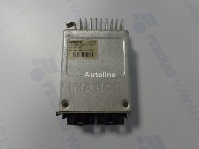 WABCO Control unit 4461870030, 0004460326 boîte de commande pour MERCEDES-BENZ AXOR tracteur routier
