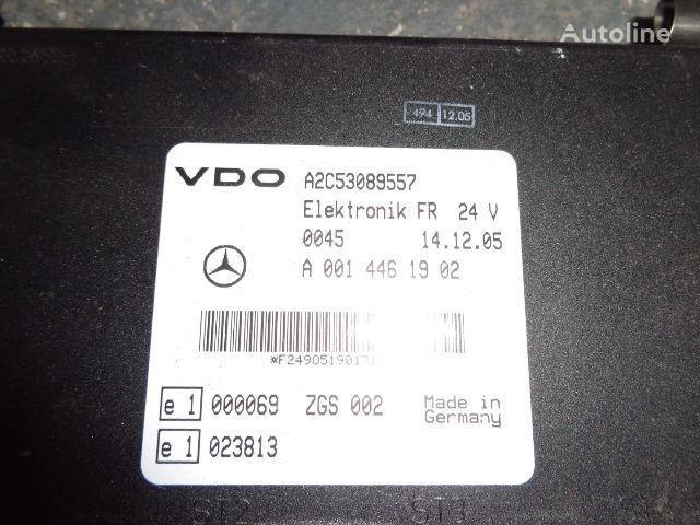 Mercedes Benz Actros MP2, MP3, MP4, FR control unit ECU 0014461902, 0014467302, 014464002, 0014464102 boîte de commande pour MERCEDES-BENZ Actros tracteur routier