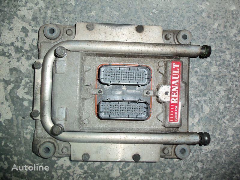 Renault Magnum, Premium Engine control unit EDC 20977019, 20814604, 21300122, 85123379, 85111591, 85000847, 850003360, 20814550 boîte de commande pour RENAULT Magnum DXI, Premium DXI tracteur routier
