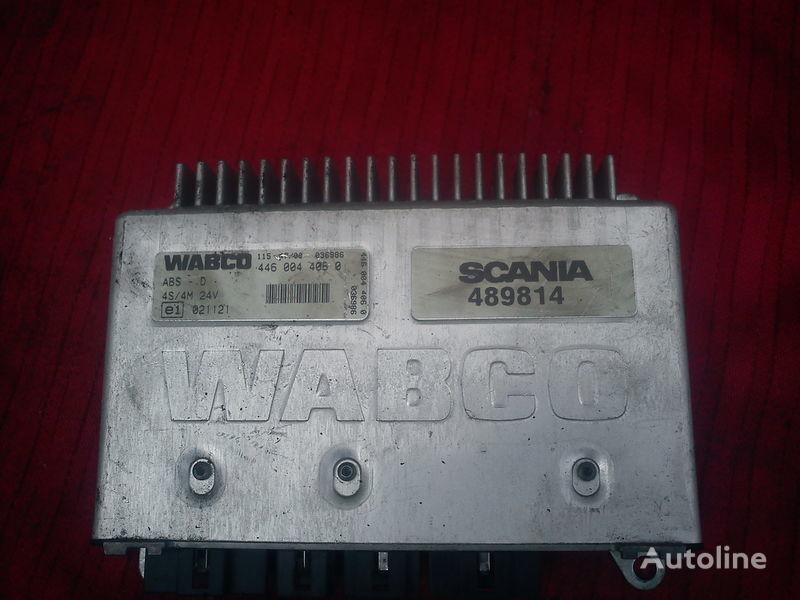 Wabco C3-4S/M 4460040850 . 4480030790. 4460030510. 4460040540 boîte de commande pour SCANIA camion
