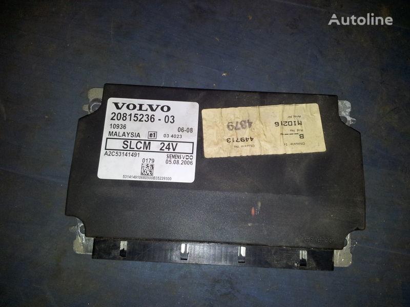 VOLVO FH 12, FH13, Light control unit SLCM, 20815236, 20744286, 20744283, 20865208, 85115541, 20815236, 85110015 boîte de commande pour VOLVO FH13 tracteur routier