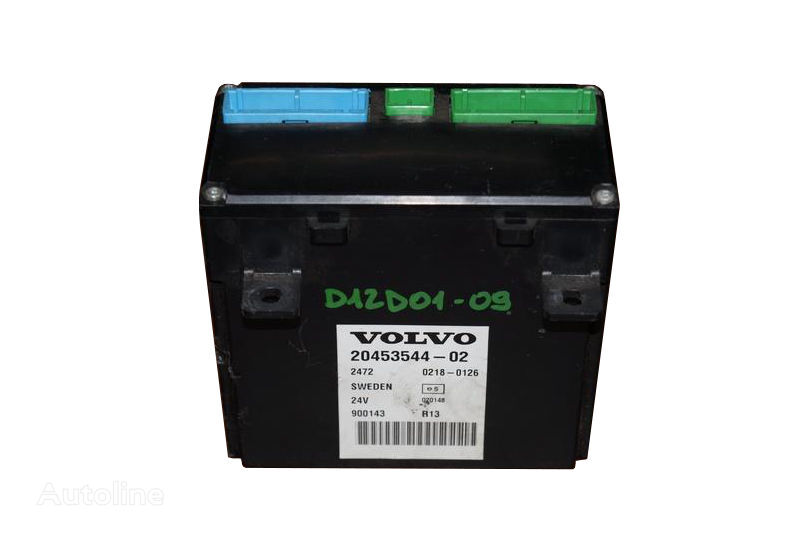 boîte de commande pour VOLVO VECU VOLVO FH 20453544 - 02 camion