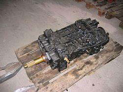 ZF 16 S 109 für MAN boîte de vitesses pour tracteur routier