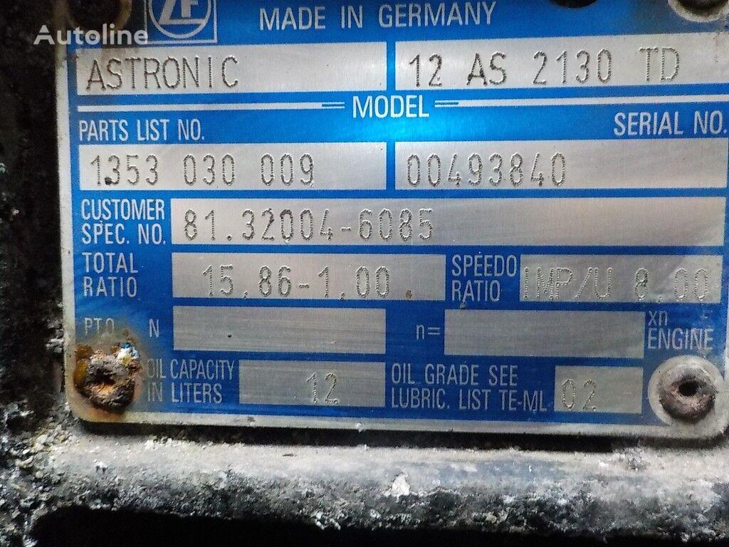 ZF 12AS2130TD boîte de vitesses pour camion