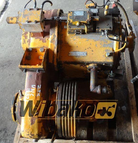 Gearbox/Transmission ZVL 4PR boîte de vitesses pour 4PR excavateur