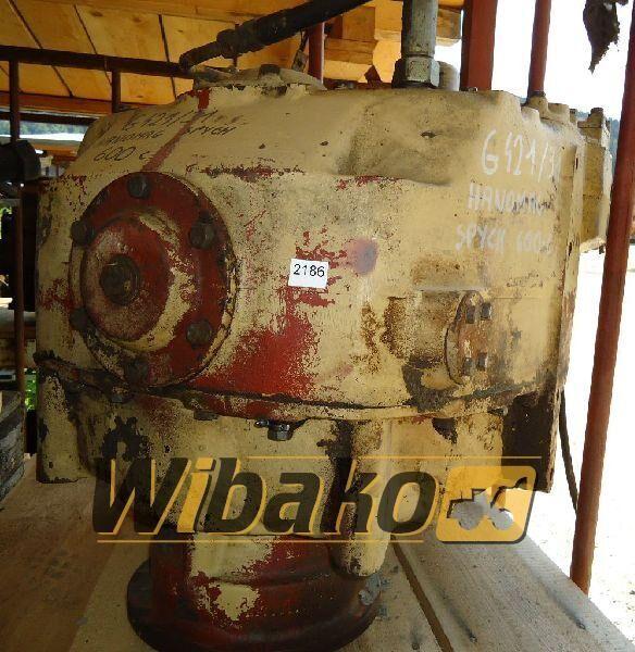 Gearbox/Transmission Hanomag G421/31 boîte de vitesses pour G421/31 chargeur sur pneus