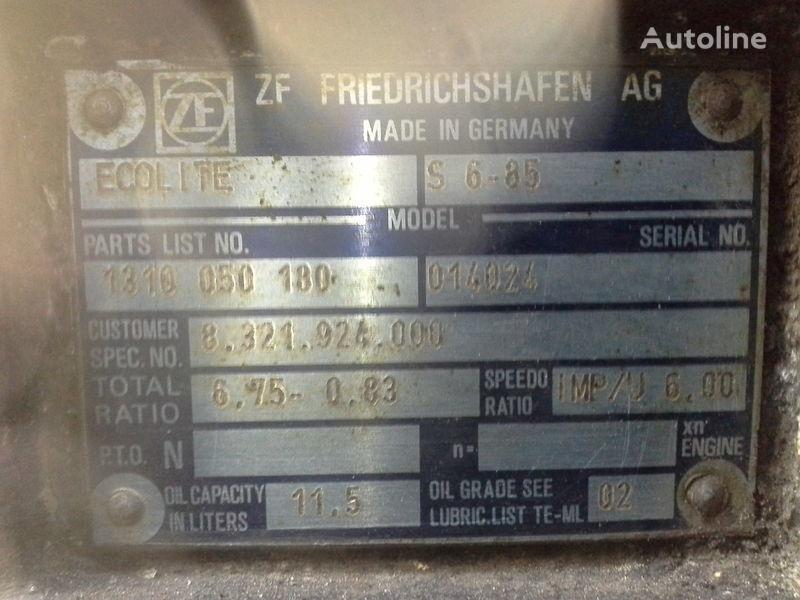ZF S6-85 boîte de vitesses pour MAN bus