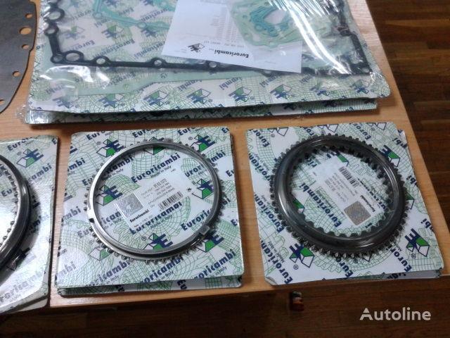 16S181 ,  16S221 Rem.k-t polovinok ZF 16S181   1312304027  1312304056  1310304202  1297304484 boîte de vitesses pour MAN F2000 , TGA tracteur routier neuf