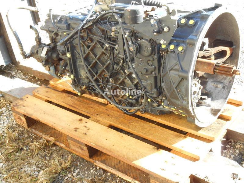 New Ecosplit MAN ZF16S2520 TO  Für MAN FZ übers. 13,80-0,84 Part List 1343 002 001 Customer Spec. NO.  81.32003-6676 boîte de vitesses pour MAN Kipper-Mixer FZ SZM camion