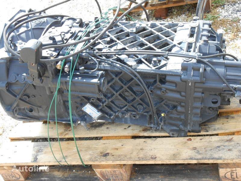 ZF 16S2220 TD-TO Part List No. 1343 001 016 Customer Spec. NR. 81.32004-6016 übers. 16,41-1,00 boîte de vitesses pour MAN TGX-TGA  camion