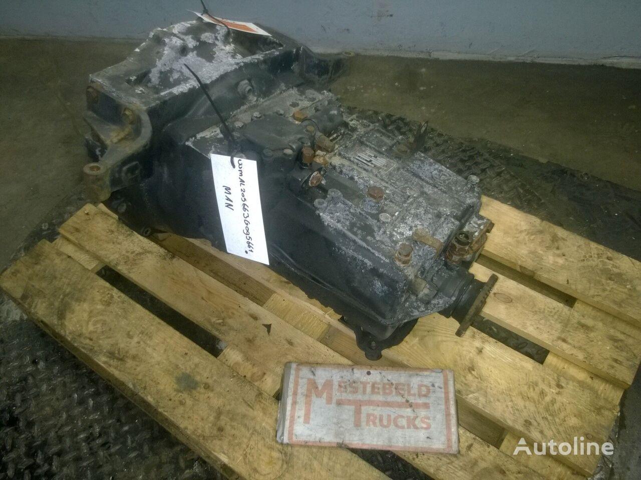 boîte de vitesses pour MAN Versn bak S6-36 camion