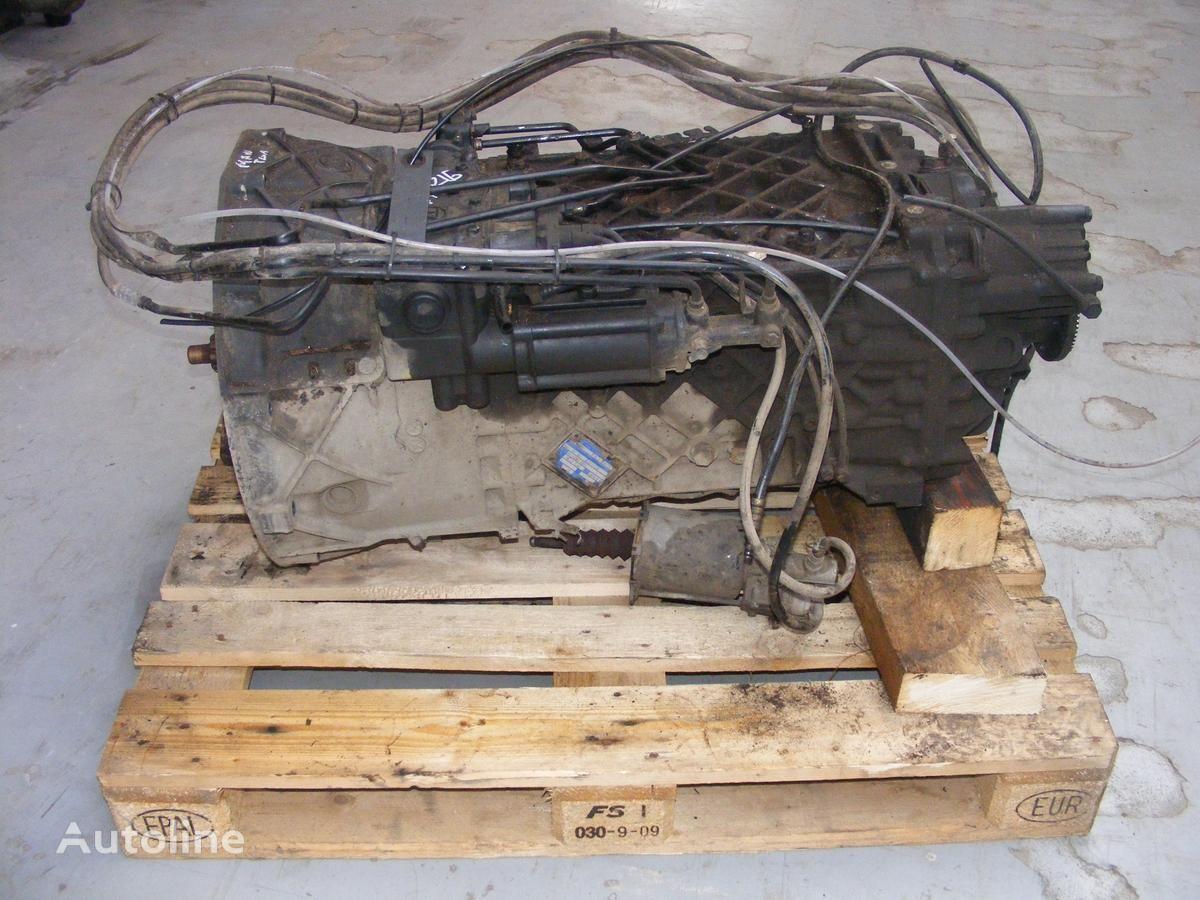 boîte de vitesses pour MAN ZF 16 EcoSplit camion