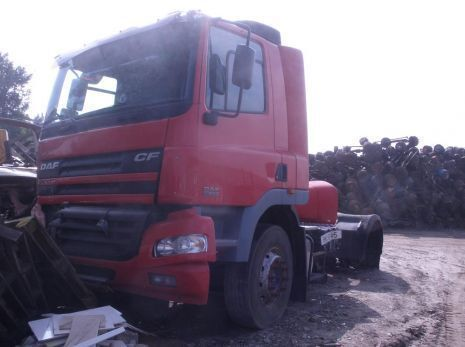 - interer salona kabiny cabine pour DAF CF - 65/75/85 (2004 god.) camion
