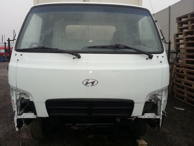 cabine pour HYUNDAI HD72 camion