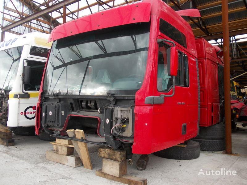 cabine pour MAN TGA tracteur routier