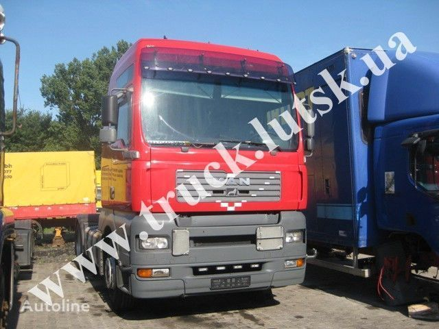 MAN cabine pour MAN TGA 18.410 tracteur routier
