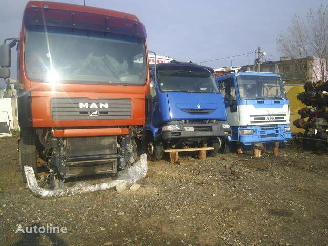 cabine pour MAN TGA 18.460 camion