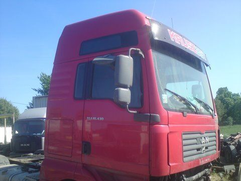 cabine pour MAN TGA XXL szeroka 5500 zl. netto camion