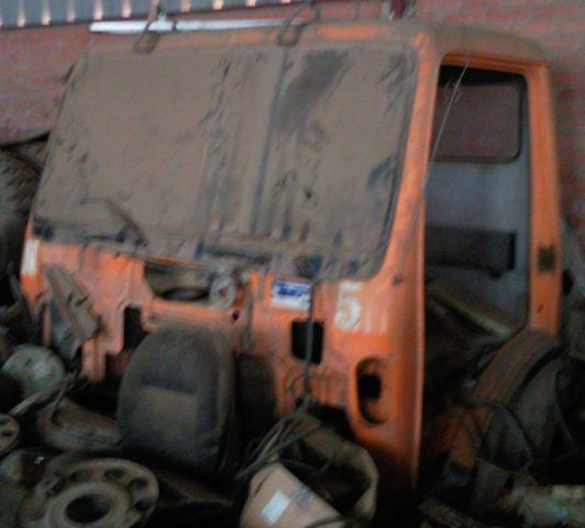 cabina SK cabine pour MERCEDES-BENZ 1835 3534 camion