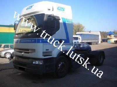 Renault cabine pour RENAULT Premium tracteur routier