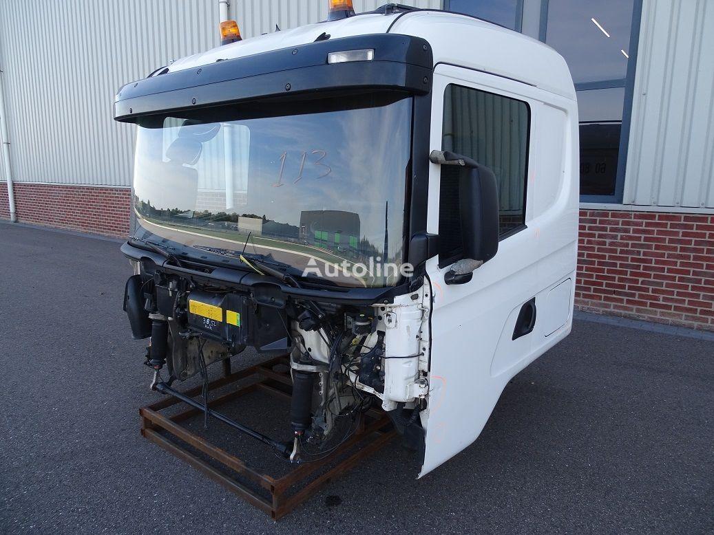 cabine pour SCANIA SC-R CR-19 SLAAPCAB tracteur routier