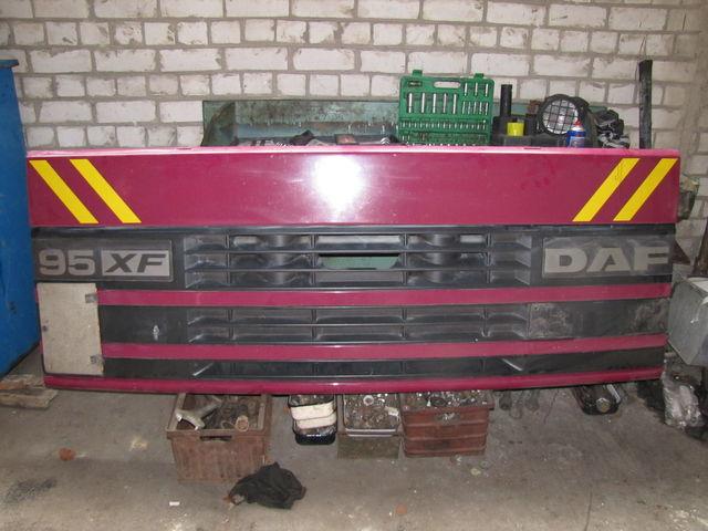 capot pour DAF 95 XF tracteur routier