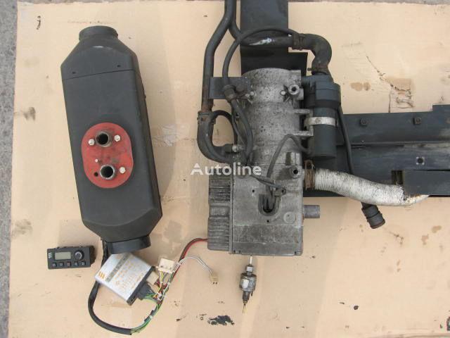 chauffage autonome pour Lyubaya. 12- 24 volt