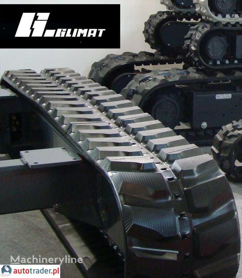 chenille caoutchouc pour ITR GĄSIENICA GUMOWA - 230x96x31 2016r ITR matériel de TP neuf