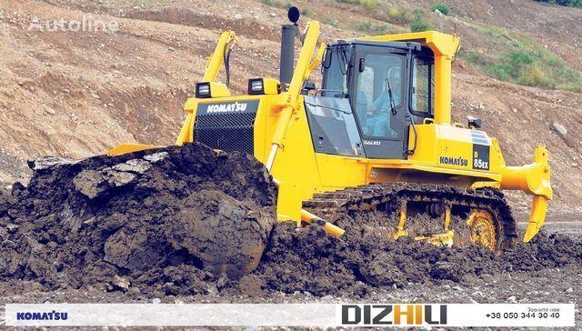 chenille caoutchouc pour KOMATSU bulldozer
