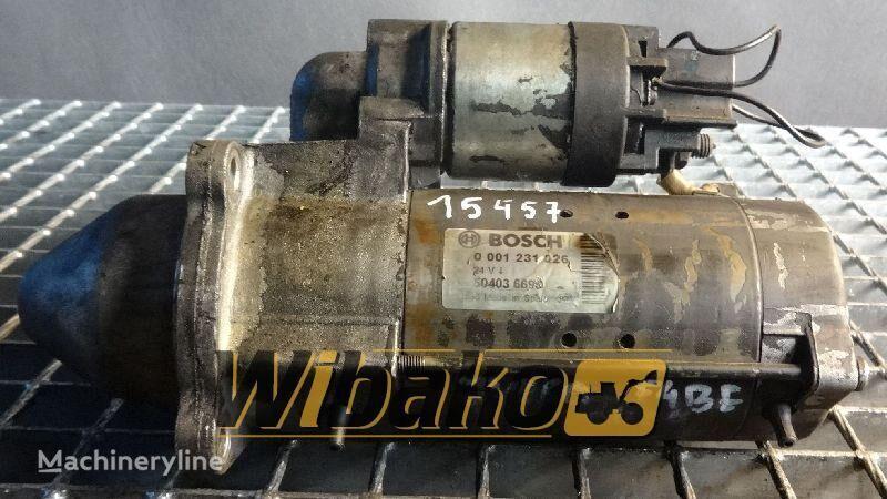 Starter Bosch 0001231026 démarreur pour 0001231026 autre matériel TP