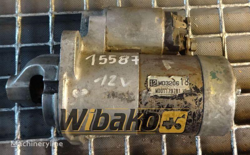 Starter Mitsubishi MD3206 démarreur pour MD3206 excavateur