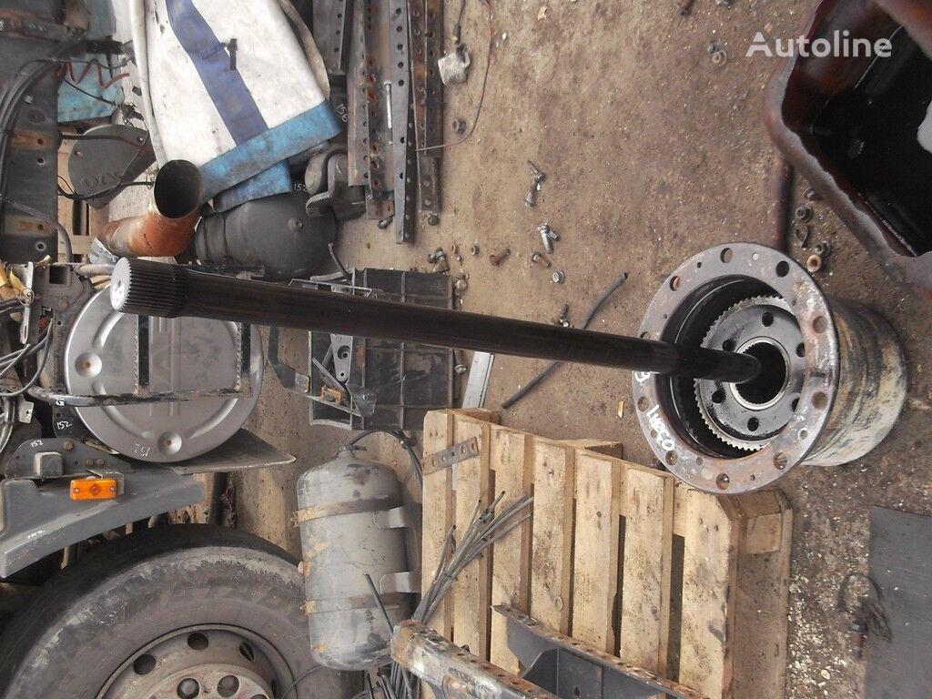 zadnyaya Iveco demi-essieu pour camion