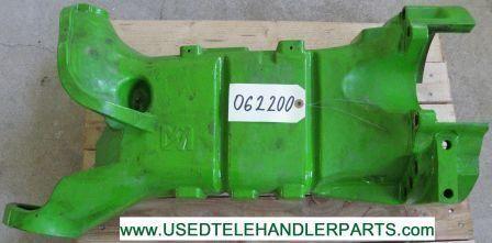Merlo pro typy 55.9, 60.9, 75.9 demi-essieu pour MERLO chargeur sur pneus