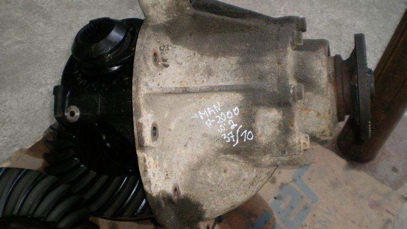 MAN HY13110 ,37/10.  37/12 différentiel pour MAN F2000 tracteur routier