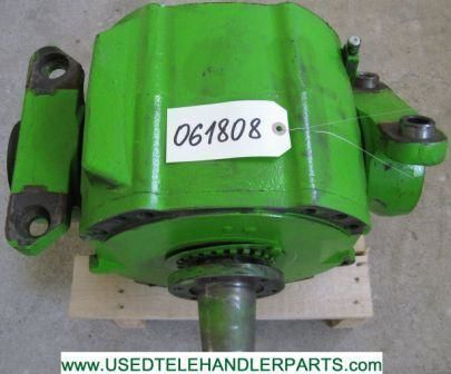 pro Merlo 55.9, 60.9, 75.9 différentiel pour MERLO chargeur sur pneus