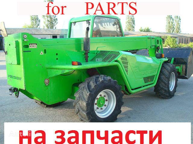 différentiel pour MERLO panoramic p35-12 chargeur sur pneus