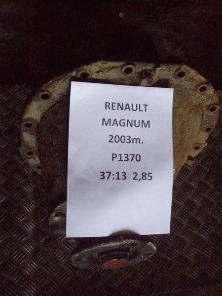 P1370 différentiel pour RENAULT MAGNUM tracteur routier