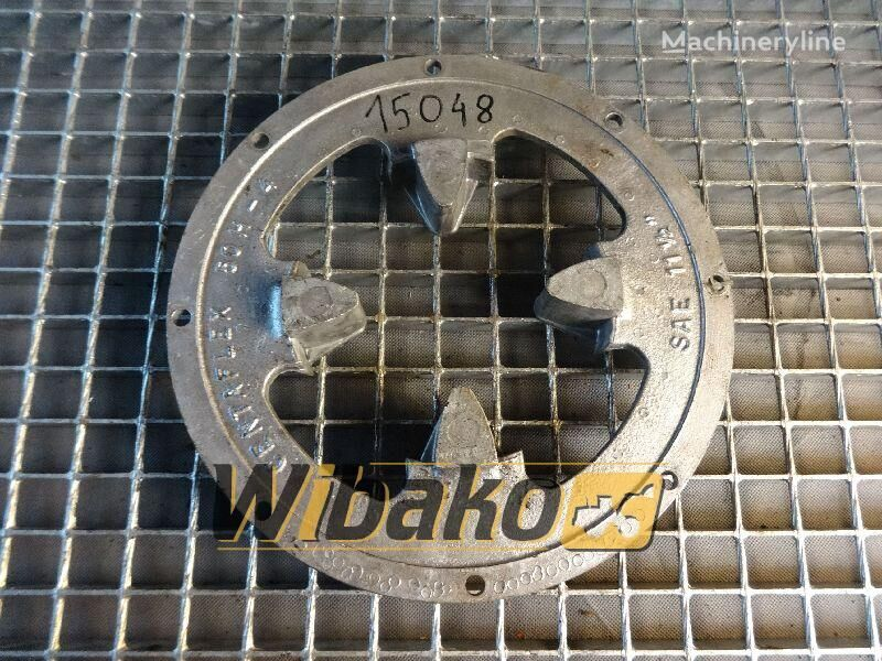 Coupling Centaflex 50H-4 disque d'embrayage pour 50H-4 (0/0/350) excavateur