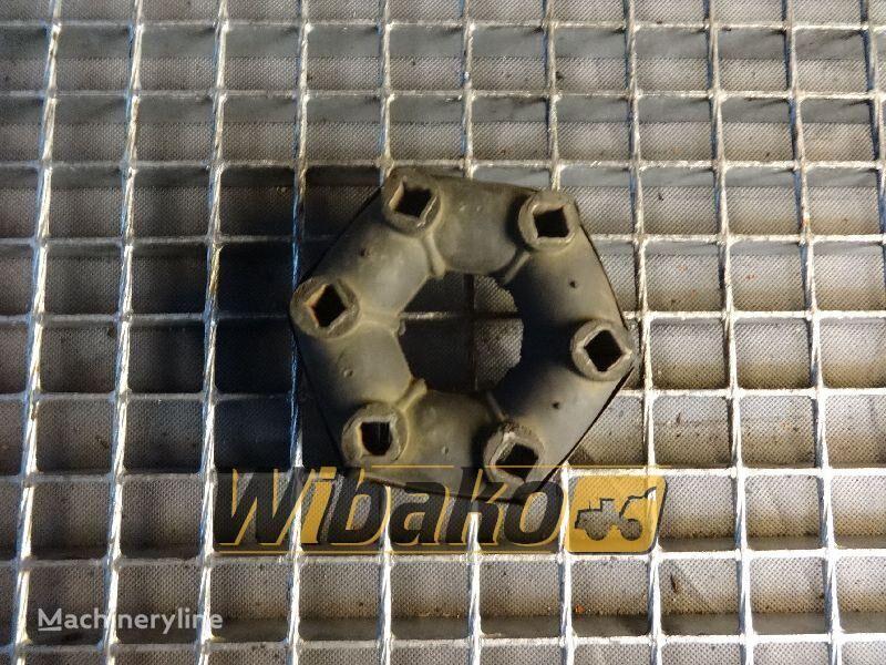 Coupling Juboflex 632505 disque d'embrayage pour 632505 (0/50/140) excavateur