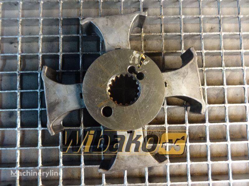 Coupling Centaflex 140H embrayage pour 140H (17/45/125) excavateur