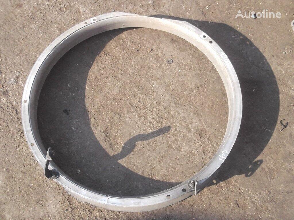 Kolco ventilyatora enveloppe de ventilateur pour VOLVO camion