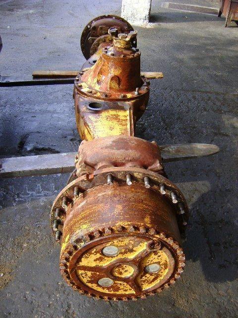 essieu pour FIAT-ALLIS Fr 20 Rear Axle excavateur