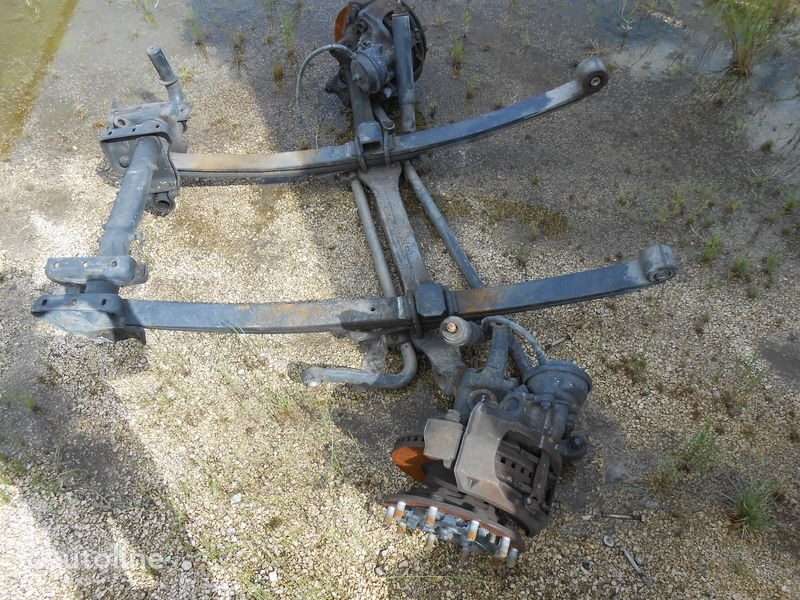 IVECO STRALIS 13D05 PART No. 7186419 KNORR BREMSE SN7042 SN 7052 IVECO 41285006 essieu pour IVECO camion